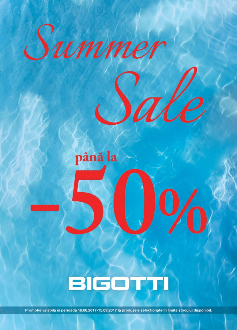 Bigotti - Summer Sale
